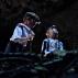 Kids in a cave